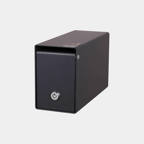 Protex Black Drop Box Safe SDB-100