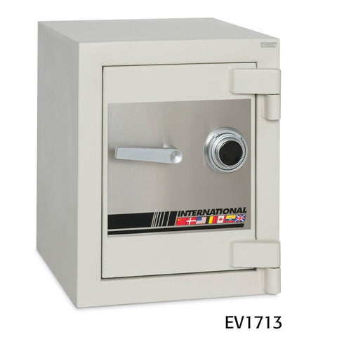 Socal Safes International Eurovault EV1713 Burglar And Fireproof Safe,
