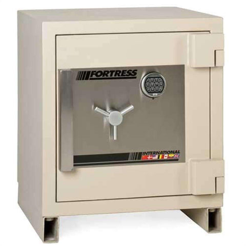 Socal Safes International Fortress F-2524V8 Burglar And Fireproof Safe, Commercial Safe