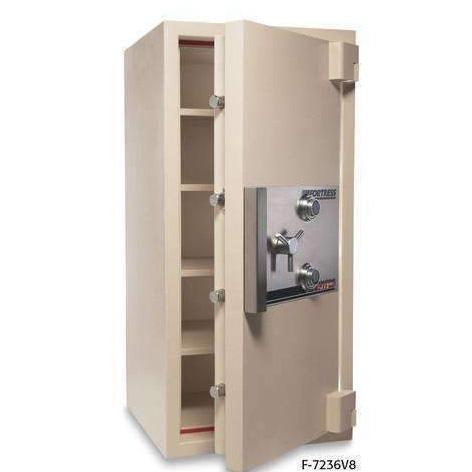 Socal Safes International Fortress Burglar and Fireproof Safe TL-30 F-7236V8 - USA Safe & Vault