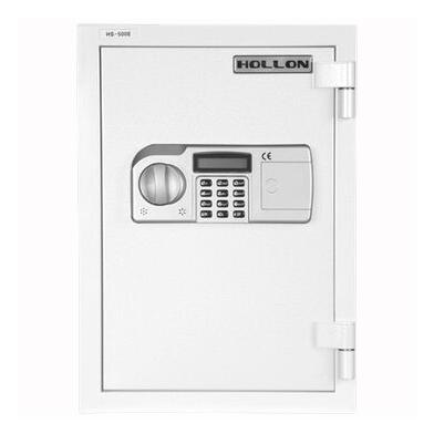 Hollon 2 Hour Fire and Water Resistant Home Safe HS-500E - USA Safe And Vault