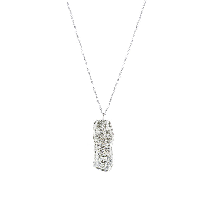 Melt pendant necklace