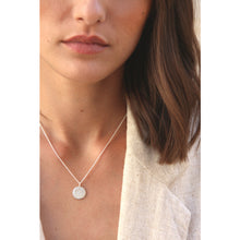Load image into Gallery viewer, Melt moon necklace
