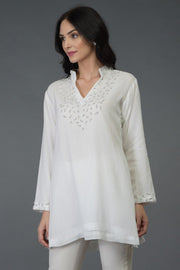CRYSTAL BEES TUNIC TOP