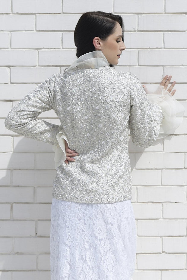 WHITE FROST JACKET