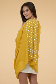 PERAH YELLOW SCARF
