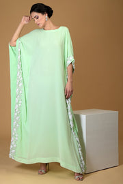 SPRING BLOSSOM KAFTAN DRESS