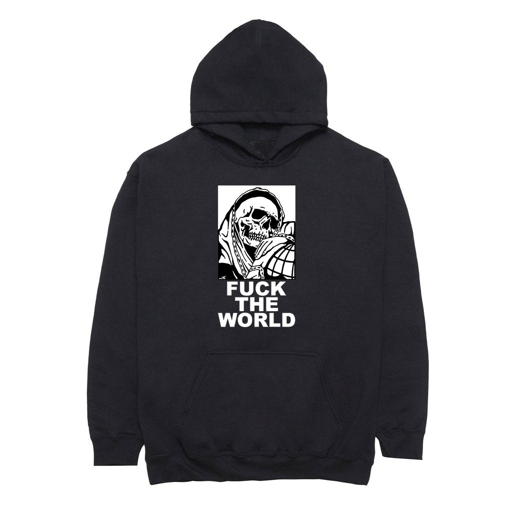 (SOLD OUT) FUCK THE WORLD
