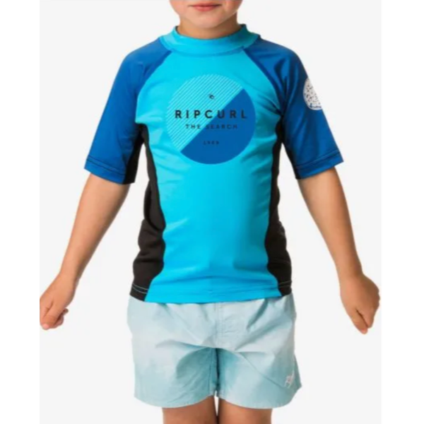 Rip Curl GROM ECLIPSE SSL UV TEE