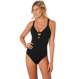 SeaFolly Active Deep V Maillot
