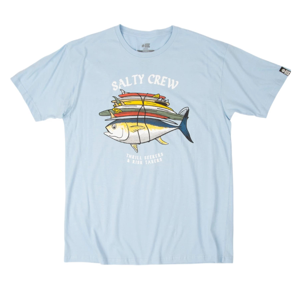 Salty Crew Voyager SS Tee