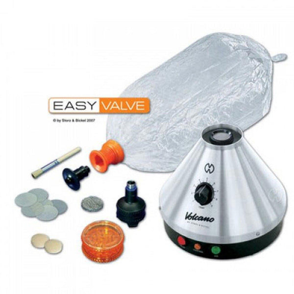 Classic Volcano with Easy Valve Starter Set