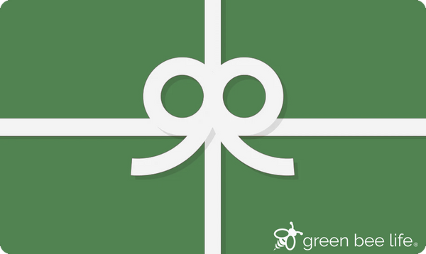 A Green Bee Life Gift Card - Green Bee Life