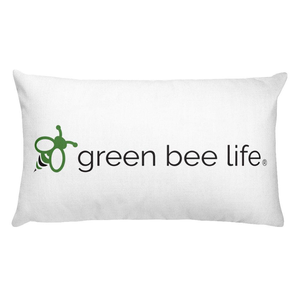 Green Bee Premium Pillow