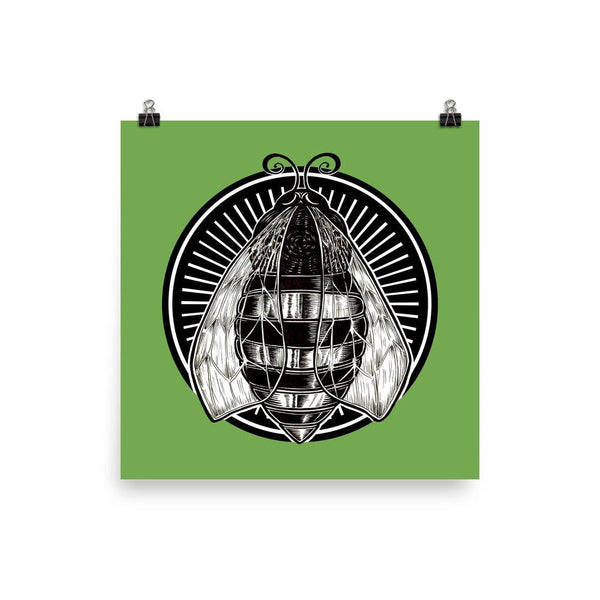 Artisanal Bee Photo Paper Poster