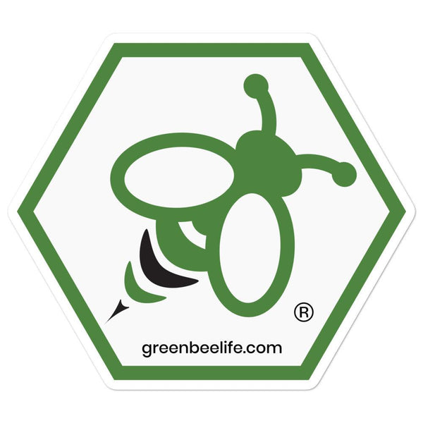 gbl tv Bubble-Free Stickers