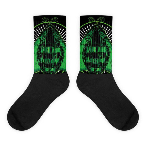 Hive Bee Athletic Socks