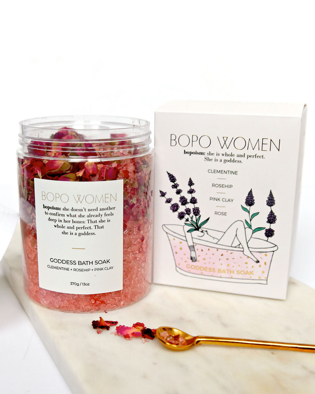 Bopo Goddess Bath Soak