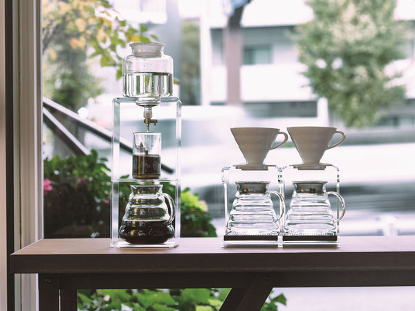 The Pour Over Brew Method Demystified