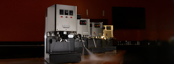 The New Gaggia Classic Pro & The Story of Gaggia