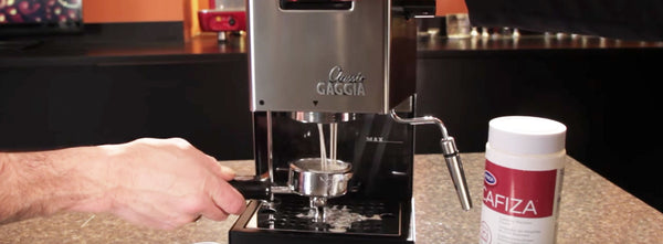 How To Backflush Your Espresso Machine
