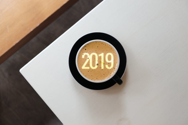 2019 New Year's Resolutions for Coffee Lovers