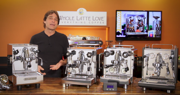 Compare the Top 4 Dual Boiler Espresso Machines 2017