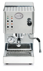 The ECM Casa V espresso machine.