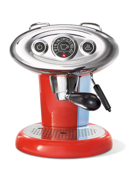 FrancisFrancis! X7.1 iperEspresso in Red