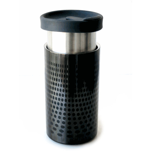 Impress Coffee Brewer In Black Base