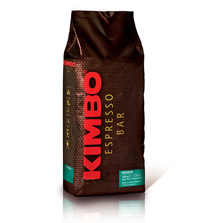 Kimbo Premium Whole Bean Espresso Base