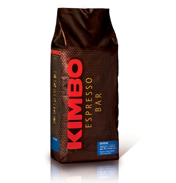 Kimbo Extreme Blend Whole Bean Espresso Base