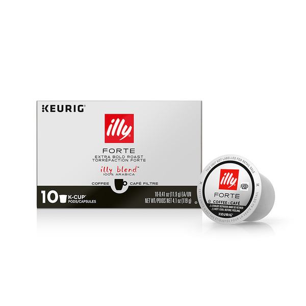 illy® K-Cup® Pods Forte - Extra Dark Roast