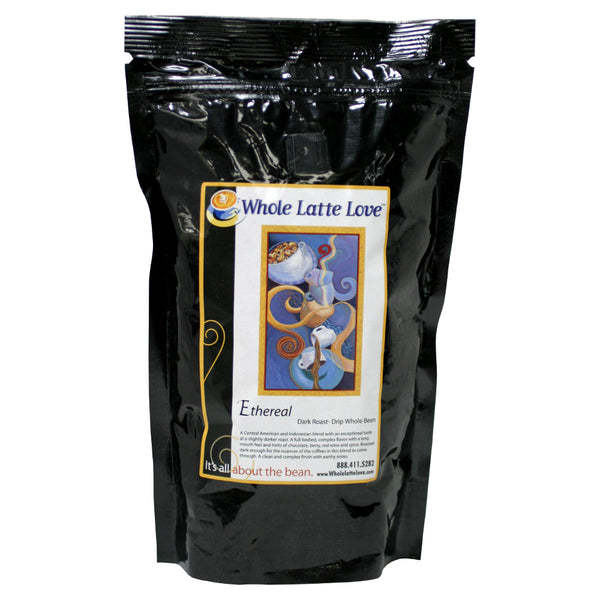 Whole Latte Love Ethereal Whole Bean Coffee 5lb