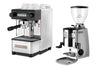 Expobar Office Control And Mazzer Mini Silver Base