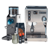 Rancilio Silvia M And Rocky Doserless Essentials Pack Base
