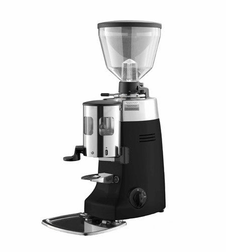 Mazzer Kony Coffee Grinder In Black Base
