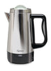 Capresso Perk Electric Percolator 8-Cup