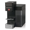 Francis Francis Y5 Duo Espresso & Coffee Machine In Black Base