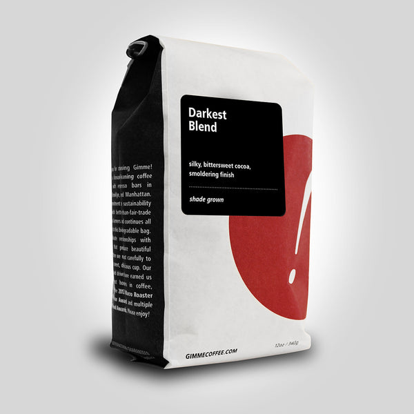 Gimme! Coffee Darkest Blend Base