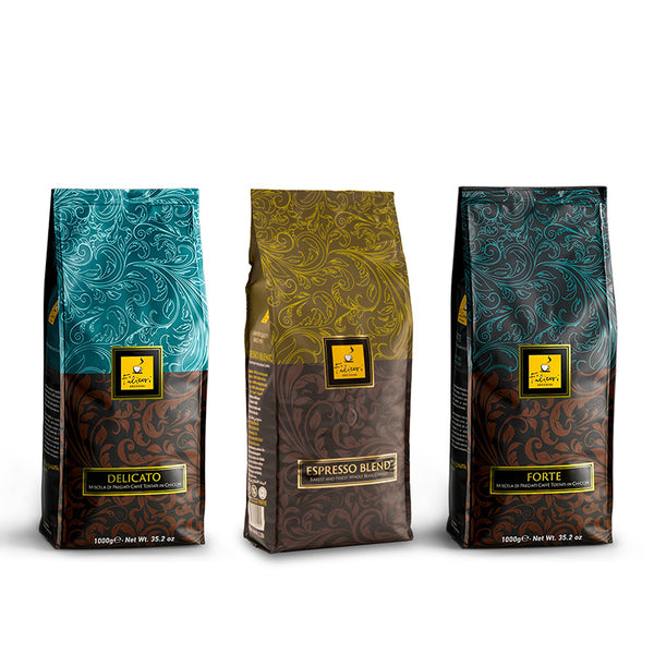 Filicori Zecchini Whole Bean Sampler
