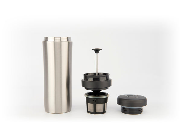 Espro Travel Press in Stainless Steel