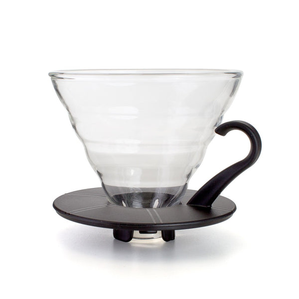 Yama 2 4 Cup Glass Cone Dripper Base