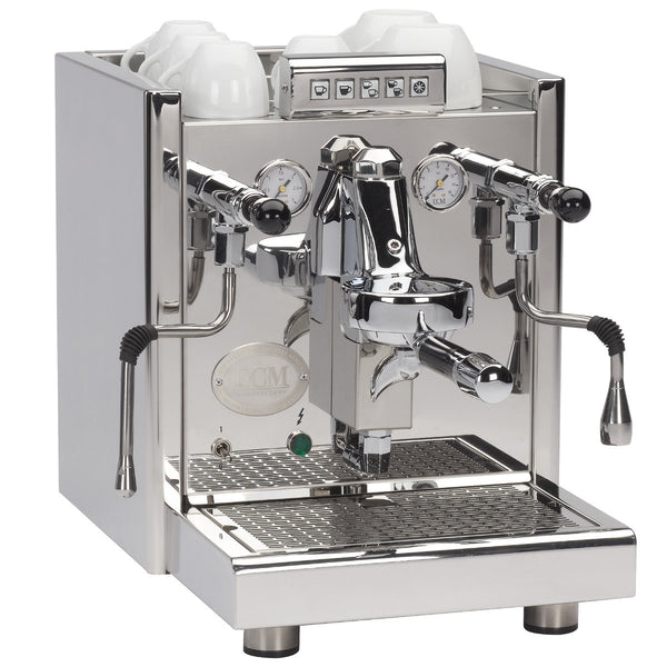 Refurbished ECM Elektronika II Profi Switchable Espresso Machine - Stainless Steel