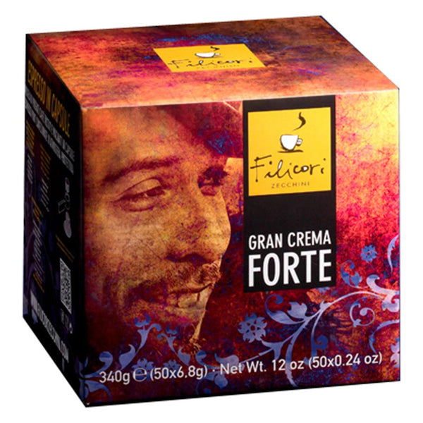 Filicori Zecchini Gran Crema Forte Cartridges Base
