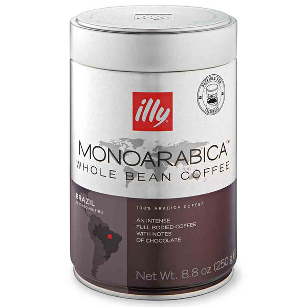 Illy Monoarabica Single Origin Coffee   Brazil Base
