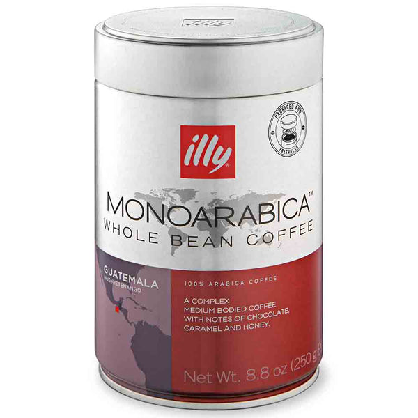 Illy Monoarabica Single Origin Coffee   Guatemala Base
