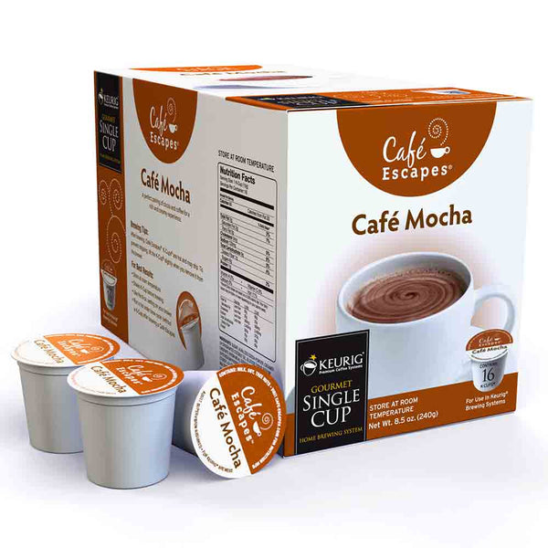 Café Escapes Café Mocha K Cup® Packs Base