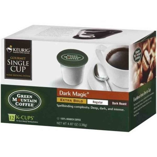 Green Mountain Dark Magic Extra Bold K Cup® Packs Base