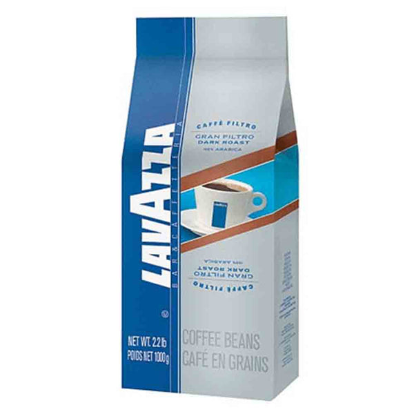 Lavazza Gran Filtro Dark Whole Bean Drip Coffee Base